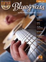 Bluegrass - Guitar Play-Along Series