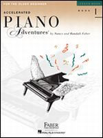 Accelerated Piano Adventures for The Older Beginner, Lesson 1
