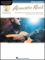 Acoustic Rock - Instrumental Play-Along for Trumpet