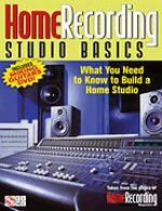Home Recording Studio Basics - Book & DVD