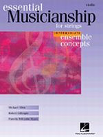 Essential Musicianship for Strings - Intermediate Level - Violin