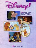 Disney! Easy Piano Songbook