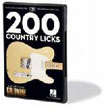 200 Country Licks - Guitar Licks Goldmine DVD