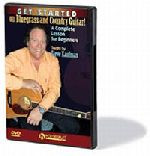 Get Started on Bluegrass and Country Guitar! DVD