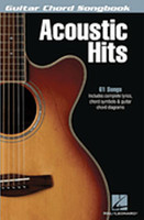 Acoustic Hits - Guitar Chord Songbook