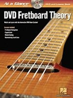 Fretboard Theory - At a Glance Book & DVD