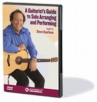 A Guitarist's Guide to Solo Arranging and Performing DVD