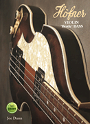 Höfner Violin Beatle Bass - 2011 Edition, Hardcover