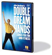 Double Dream Hands - Songs for Fun and Fitness DVD