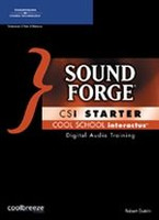 Sound Forge CSi Starter CD-ROM