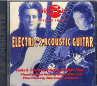 Twiddly Bits: Volume Three -- Acoustic & Electric Guitar (Mac)