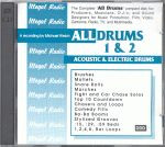 All Drums 1 & 2 CD-Set -