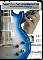 Easy Guitar Chords DVD