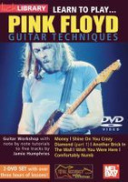 Learn to Play...Pink Floyd Guitar Techniques DVD