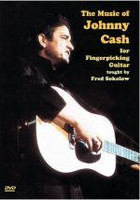 The Music of Johnny Cash For Fingerstyle Guitar DVD