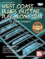 West Coast Blues Guitar Play-Along Trax