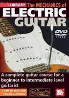 The Mechanics of Electric Guitar DVD