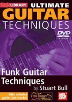 Ultimate Guitar Techniques: Funk Guitar Techniques DVD