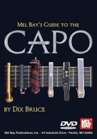 Mel Bay's Guide To The Capo DVD
