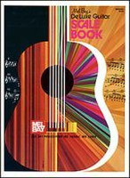 Deluxe Guitar Scale Book