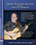 Intro to Lead Guitar DVD