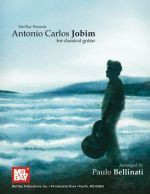 Antonio Carlos Jobim for Classical Guitar