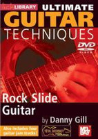 Ultimate Guitar Techniques: Rock Slide Guitar DVD
