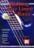 Walking Jazz Lines for Bass