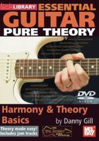 Essential Guitar Pure Theory: Harmony & Theory Basics DVD
