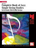 Complete Book of Jazz Single String Studies