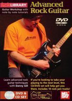 Advanced Rock Guitar DVD/CD Set