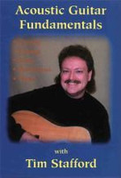 Acoustic Guitar Fundamentals DVD