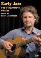 Early Jazz For Fingerstyle Guitar DVD