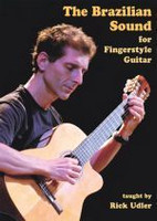 Brazilian Sounds for Fingerstyle Guitar DVD