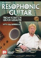 Resophonic Guitar From Scratch: Quick Lessons DVD