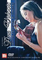 Ana Vidovic Guitar Artistry in Concert by Ana Vidovic DVD