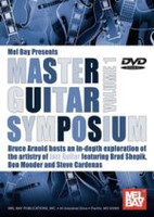 Master Guitar Symposium, Volume 1 DVD