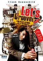 Let's Groove!, Volume 1 Fun- Play-Alongs for All Instruments