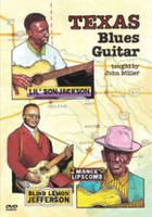 Texas Blues Guitar DVD