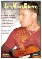 Jim Van Cleve - Become A More Complete Fiddler DVD