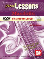 First Lessons Mandolin - Book + CD + DVD
