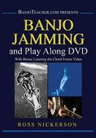 Banjo Jamming and Play Along DVD