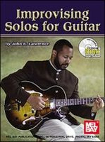 Improvising Solos for Guitar