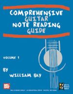 Comprehensive Guitar, Note Reading Guide, Volume 1