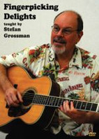 Fingerpicking Delights DVD