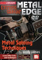 Metal Edge: Metal Soloing Techniques DVD
