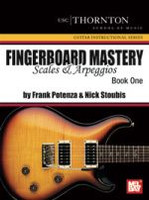 Fingerboard Mastery, Scales & Arpeggios - Book One