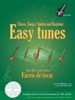 Easy Tunes - Choro, Tango, Samba and Ragtime
