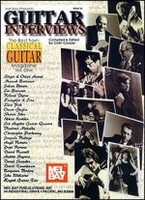 Guitar Interviews: The Best from Classical Guitar Magazine, #1
