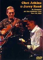 Chet Atkins & Jerry Reed In Concert DVD